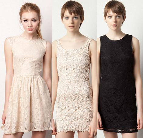 Vestidos diarios cortos