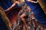 Modelos de vestidos vaporosos de fiesta