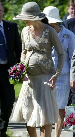 vestidos casuales maternos