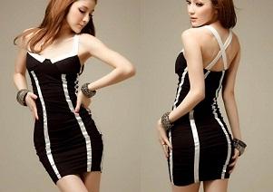 vestidos sensuales