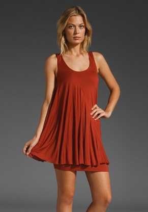 vestidos cortos holgados