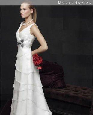 vestidos de colores para bodas
