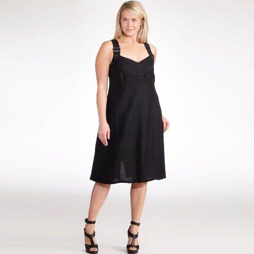 vestidos negros gorditas