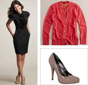 Modelos de vestidos para usar en la oficina for Busco oficina