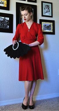 vestidos para señoras modernas