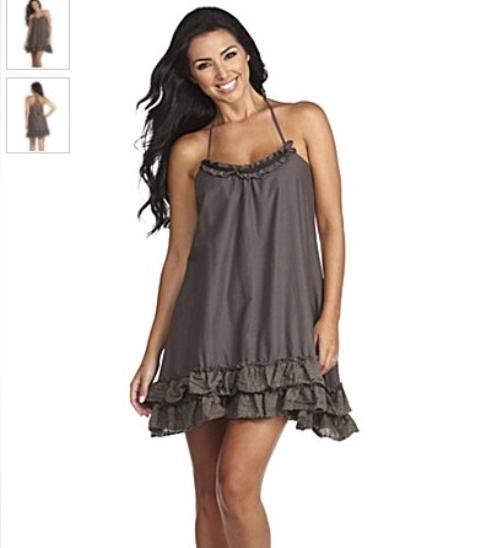 vestidos holgados de moda