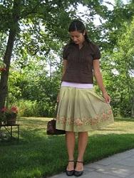 ropa moderna de día