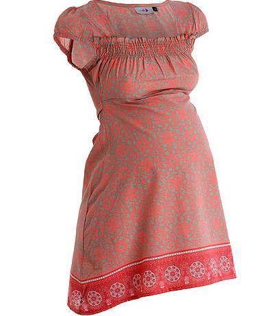 vestidos frescos de maternidad