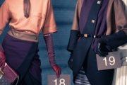 Elegantes abrigos de moda 2012