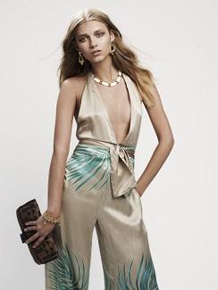 vestidos largos de moda 2012