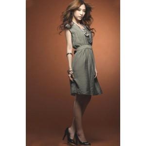 vestidos sueltos casuales