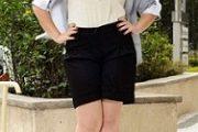 Modelos de blusas frescas y casuales para gorditas