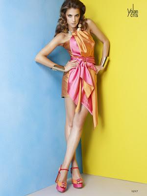 vestidos coloridos