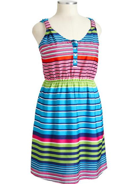 vestidos coloridos 2012