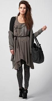 abrigos elegantes de invierno