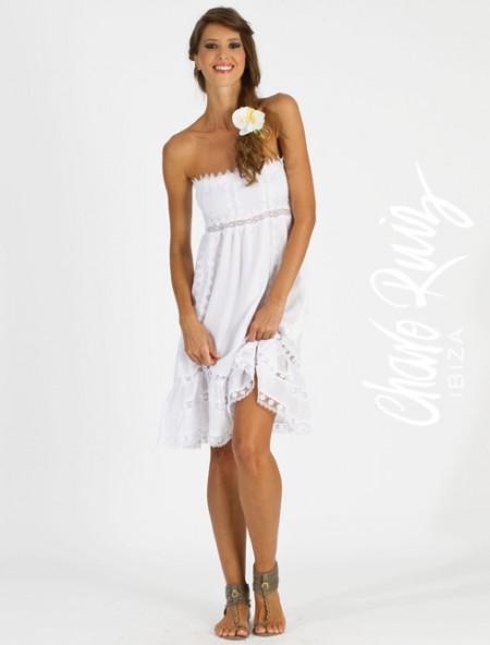 vestidos modernos damas de honor