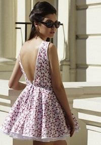 vestidos casuales