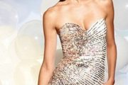 Fabulosos vestidos cortos para fiestas 2012