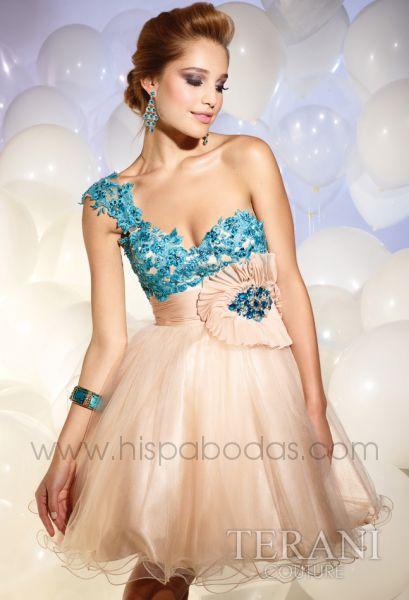 vestidos cortos fabulosos
