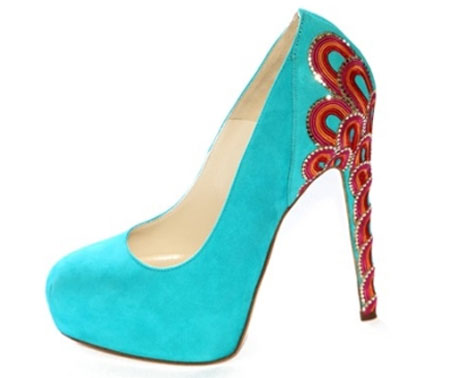 zapatos novedosos 2012