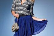 Modelos de faldas muy hermosas y femeninas