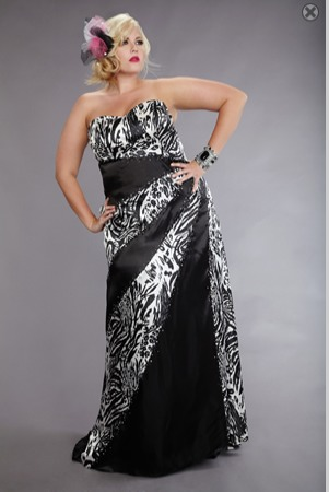 vestidos voluminosos gorditas
