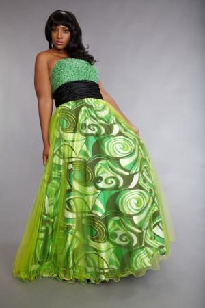vestidos vaporosos para gorditas