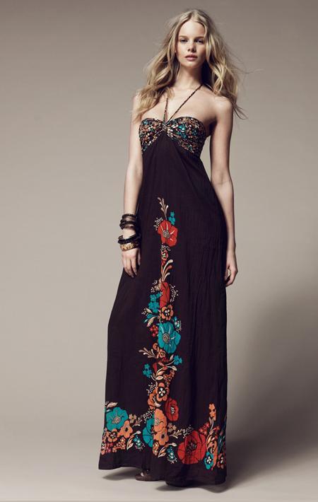 vestidos frescos casuales