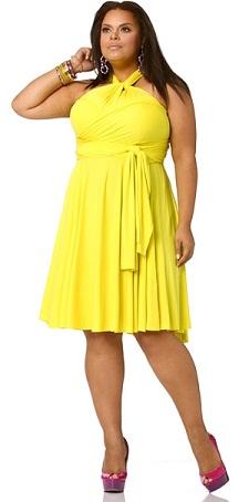 vestidos tallas extras