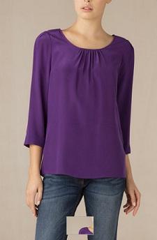 faldas y blusas de moda 2012