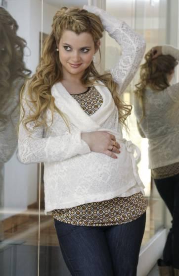 ropa moderna de maternidad
