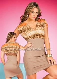 vestidos sexys de moda 2012