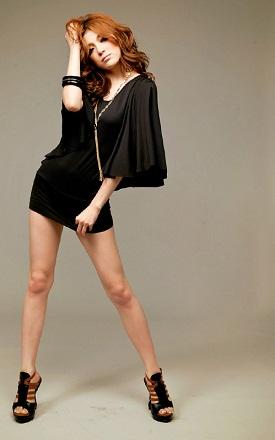 mini vestidos de moda