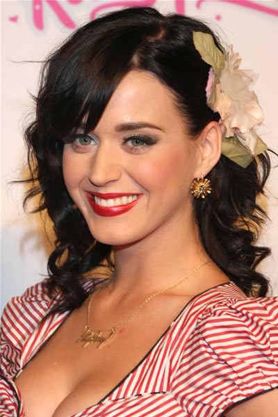 peinados de gala 2012