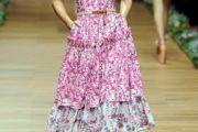 Modelos de vestidos de primavera 2012