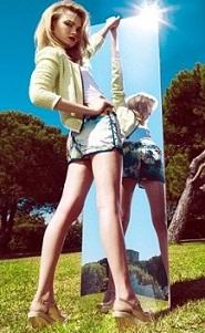shorts de verano 2012