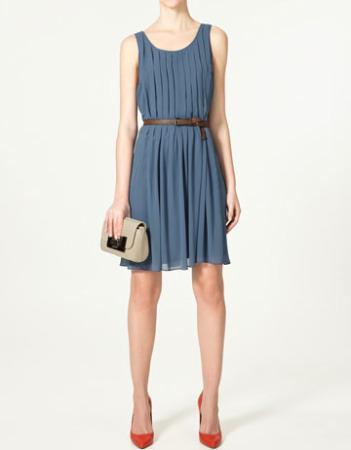 modelos de vestidos informales