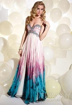 vestidos hermosos de noche