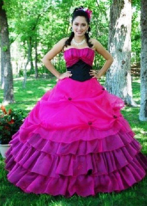 Imágenes de vestidos de 15 años (quinceaños) | Moda, vestidos de ...