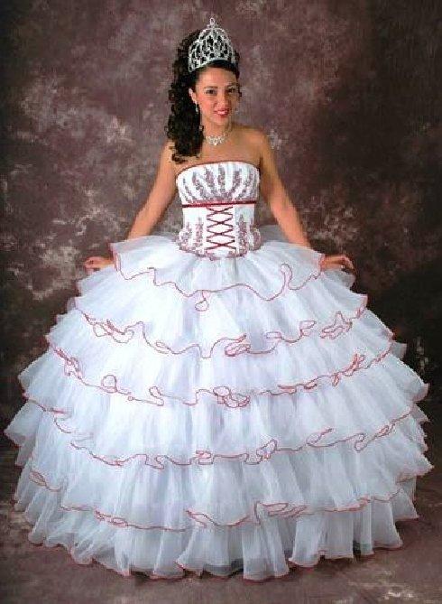 vestidos quinceaños