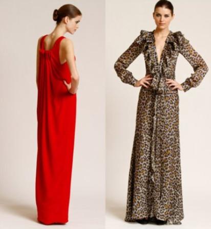 vestidos sencillos de fiesta