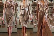 Vestidos elegantes de fiesta de Victoria Beckham