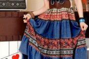 Preciosos vestidos para el diario 2012