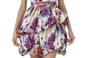 Vestidos cortos colección de verano 2012