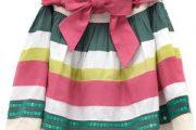 Faldas corta de colores muy modernos