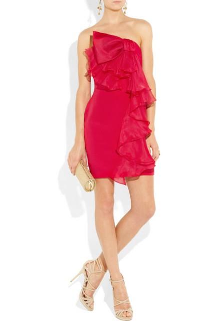 elegantes modelos de vestidos