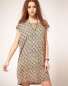 vestidos flojos para embarazadas