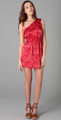 vestidos cortos casuales 2012