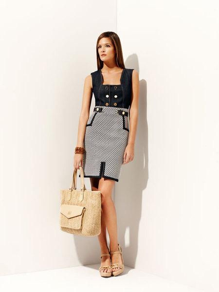 vestidos modernos de día