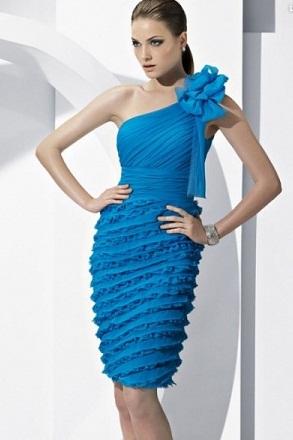 vestidos ceñidos muy modernos